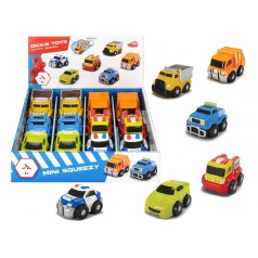 Happy Cars Dickie Auto Happy Mini Squeezy 9 cm, DP12