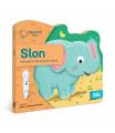 Albi Kouzelné čtení Minikniha s výsekem - Slon