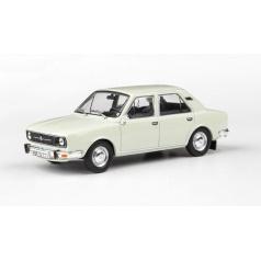 ABREX Škoda 105L (1977) 1:43 - Bílá Ledová