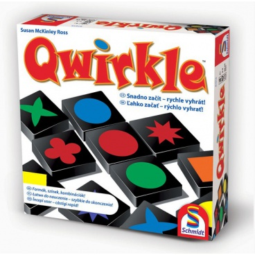 ADC Blackfire hra Qwirkle