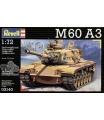 Revell Plastic ModelKit tank 03140 - M60 A3 (1:72)