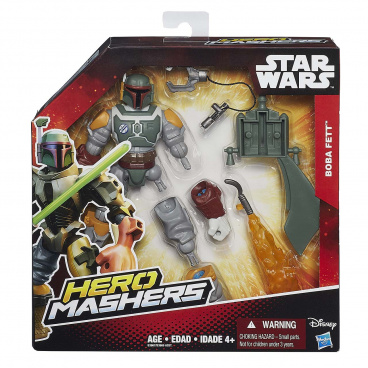 Hasbro STAR WARS HERO MASHERS PREMIOVÁ FIGURKA ASSORT B3666