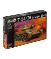 Revell Plastic ModelKit tank 03244 - T-34/76 (1:35)
