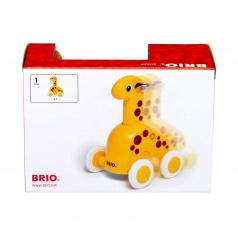 Brio Ťahacia žirafa