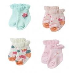 Zapf Creation Baby Annabell® Ponožky, 2 druhy, 43 cm