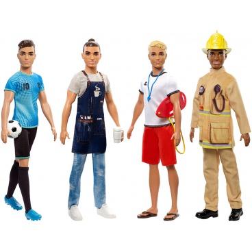 Mattel Barbie KEN POVOLÁNÍ assort FXP01