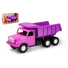 Dino Auto Tatra 148 plast 30cm ružová v krabici 35x18x12,5cm