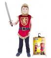karnevalový kostým rytíř, vel. S