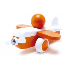 Hape Dřevěné Mini letadýlko