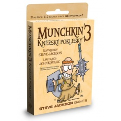 ADC Blackfire Entertainment ADC Blackfire hra Munchkin - rozšíření 3.