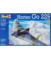 Revell Plastic ModelKit letadlo 04312 - Horten Go-229 (1:72)
