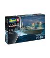 Revell Plastic ModelKit loď 05147 - Patrol Torpedo Boat PT109 (1:72)