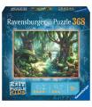Ravensburger Exit KIDS Puzzle: V magickém lese 368 dílků