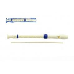 Teddies Flauta plast 33cm v sáčku