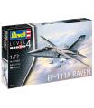 Revell Plastic ModelKit letadlo 04974 - EF-111A Raven (1:72)