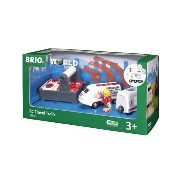 Brio 33510 Elektrický vláček - souprava na dálkové ovládání