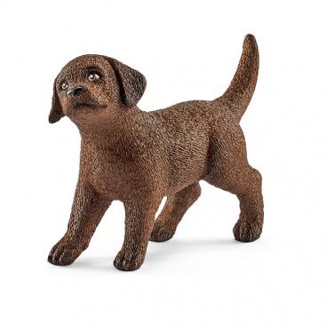 Schleich 13835 zvířátko - štěně Retrievra