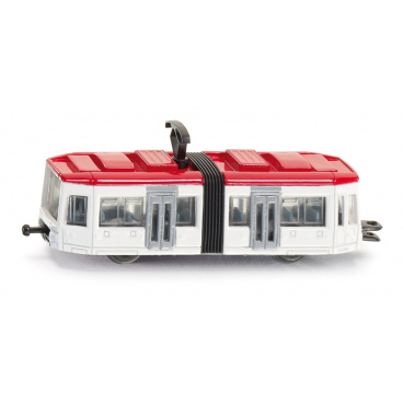SIKU 1011 Blister Tramvaj Bombardier 1:87