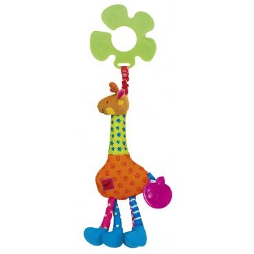 K´s Kids Úchyt na kočárek - žirafa Igor