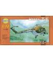 Ostatní Směr slepovací model vrtulníku Harbin Z-5
