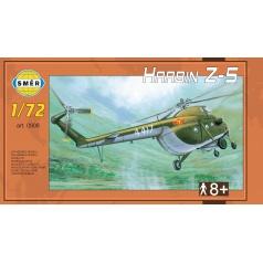 Směr slepovací model vrtulníku Harbin Z-5