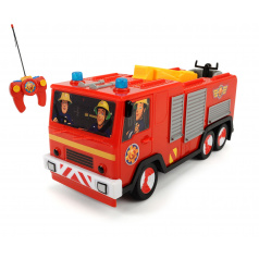 Dickie RC auto na ovládání Požárník Sam Hasičské auto Jupiter 1:24, 2 kan