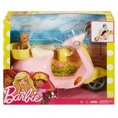 Mattel Barbie SKÚTR FRP56