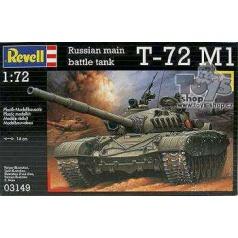 Revell Plastic ModelKit tank 03149 - Soviet Battle T-72 M1 (1:72)