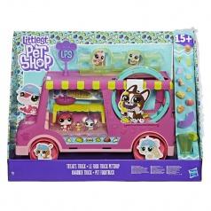 Littlest Pet Shop LPS Set cukrársky voz