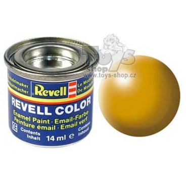 Revell emailová barva 32310 hedvábná žlutá