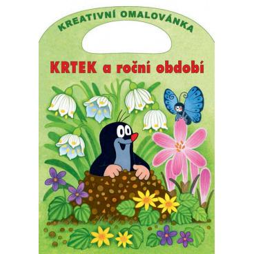 Rappa omalovánka Krtek