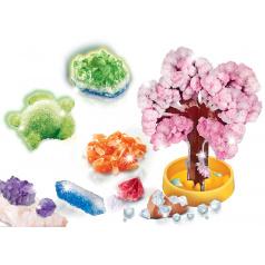 Clementoni Dětská laboratoř - Výroba svítících krystalů