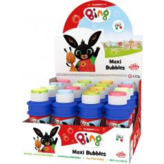 Dulcop Bublifuk Bing Maxi 175 ml (16 ks)