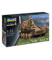 Revell Plastic ModelKit military 03315 - Sturmpanzer 38(t) Grille Ausf. M (1:72)