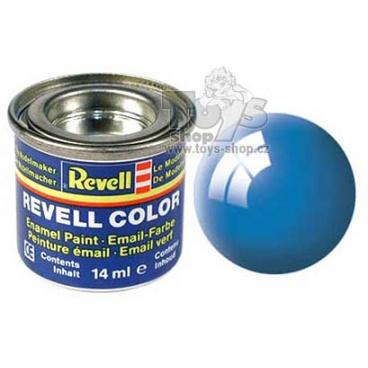 Revell emailová barva 32150 lesklá světle modrá