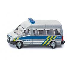 SIKU česká verze - policie VAN