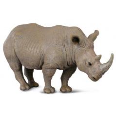 Collecta figurka - Nosorožec bílý (šedý)