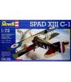 Revell Plastic ModelKit letadlo 04192 - Spad XIII C-1 (1:72)