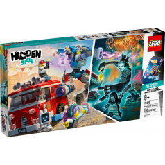LEGO Hidden Side 70436 Prízračné hasičské auto 3000