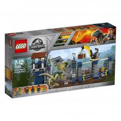 LEGO® Jurassic World™ 75931 Útok Dilophosaura na hlídku