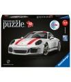 Ravensburger Porsche 911R 3D puzzle, 108 dílků