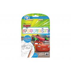 Jiri Models Spojovačky s tužkou Auta/Cars 15x21cm