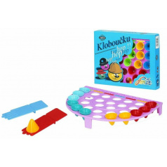 Směr Klobúčika, hop! spoločenská hra v krabici 23,5x18x3,5 cm