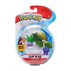 WCT Pokémon Clip ´N´ Go Poké Ball