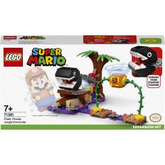 LEGO Chain Chomp a stretnutie v džungli – rozširujúci set