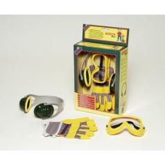 Klein Bosch súprava - slúchadlá, rukavice, okuliare