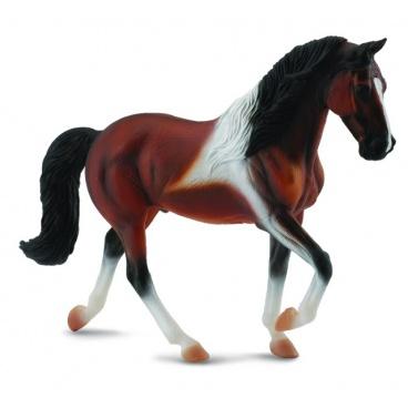 Collecta Tennessee Walking Horse hřebec hnědák