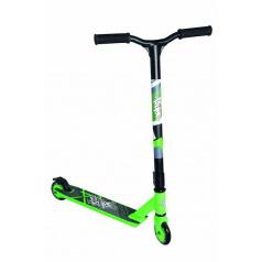 NoRules Authentic Sports Freestylová koloběžka ( černá / zelená )