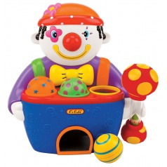 K´s Kids Zatloukačka klaun