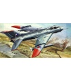 Směr plastikový model letadla MiG-19S